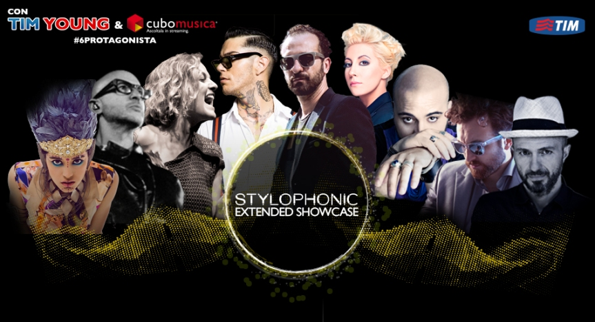 STYLOPHONIC: in esclusiva streaming su Cubomusica.it l'evento live ai Magazzini Generali del 2ottobre
