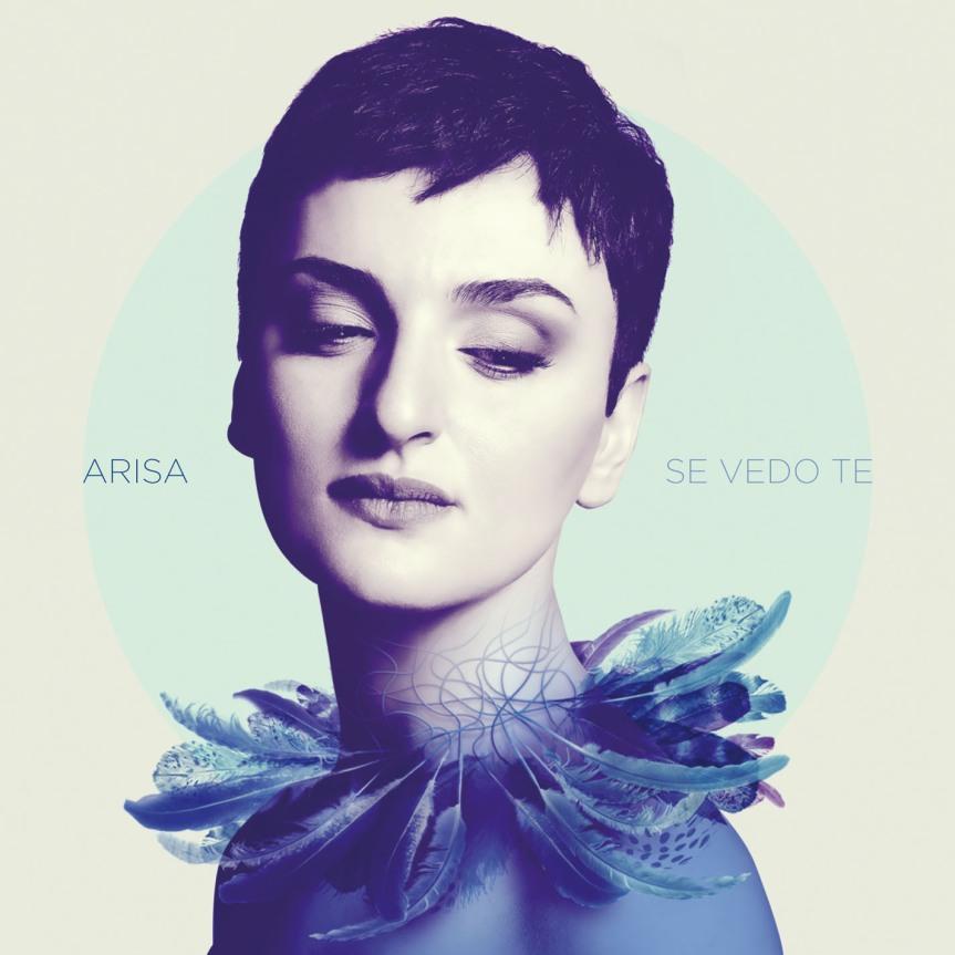 """Arisa (@Arisa_Official) svela la copertina del suo nuovo album """"Se vedote"""""""