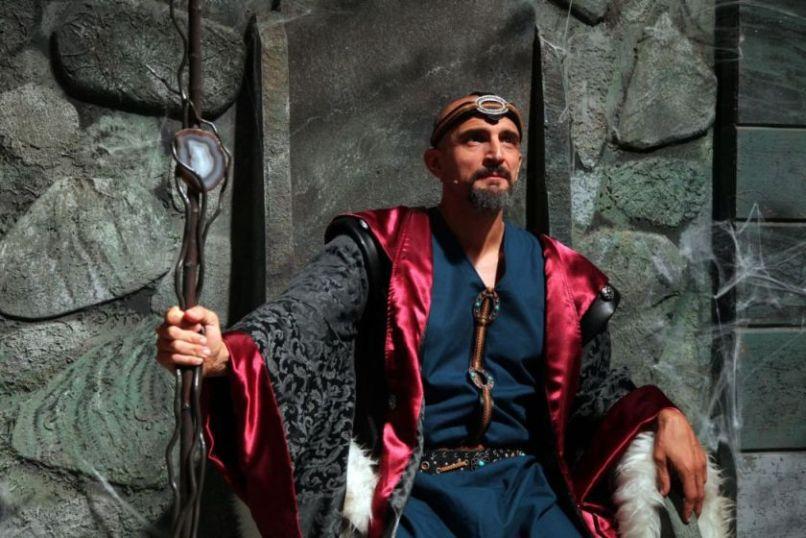 Il 5 e 6 aprile a Milano debutta EXCALIBUR – LA SPADA NELLA ROCCIA, il musical sul più grande mago dellastoria!