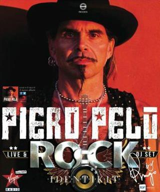 """PIERO PELÙ (@PIEROPELUUFFICI) da oggi 28 febbraio in radio """"STO ROCK"""" 2° singolo estratto da """"IDENTIKIT"""" e dal 5 aprile """"ROCK. IDENTIKIT"""" (Live + Rock DJ Set byRINGO)"""