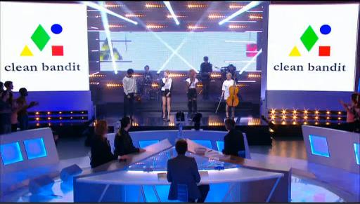 CLEAN BANDIT (@cleanbandit):  FENOMENO MONDIALE E GIA' ORO INITALIA!