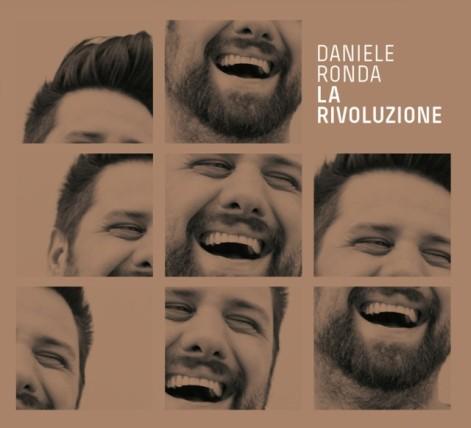 DANIELE RONDA_cover del disco LA RIVOLUZIONE_b