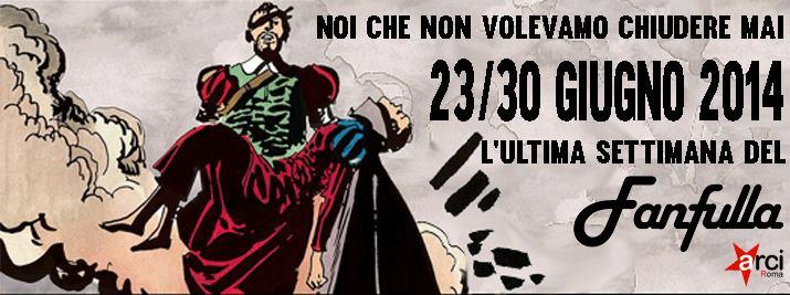 Settimana ricca al Fanfulla: stasera Jacopo Ratini, Carmine Torchia, RobertaCartisano