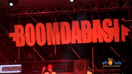 Le (video) Interviste di Allinfo.it : BOOMDABASH Live@_ROMAVINTAGE
