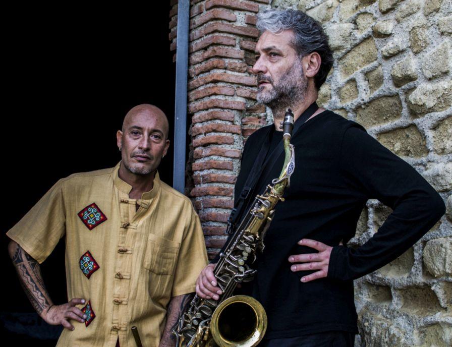 Ciccio Merolla & Riccardo Veno_ foto di Gaetano Massa_1_b-2