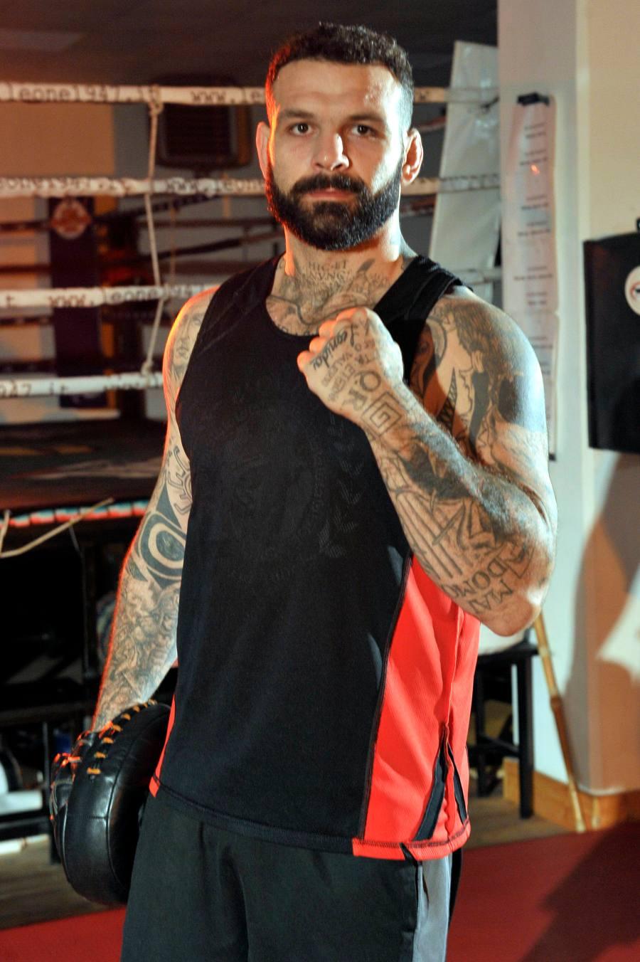 Roma : Alessio Sakara , conduttore di Fattore A.L.F.A. su Rai Due