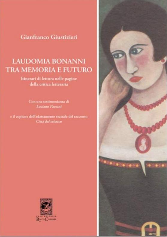 L'ultimo libro sulla scrittrice Laudomia Bonanni, con intervista all'autore Gianfranco Giustizieri. Di (@DomenicoLogozzo)