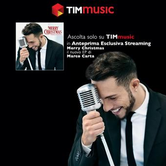 "SU (@TIM_MUSIC) IN ANTEPRIMA""MERRY CHRISTMAS"" DI MARCO CARTA(@MARCOCARTA85)"