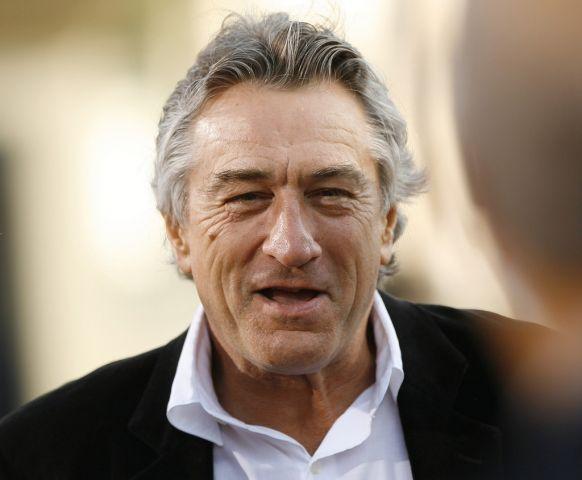 A Villa Paganini la star hollywoodiana Robert De Niro stregato dal menù di FrancescoFois
