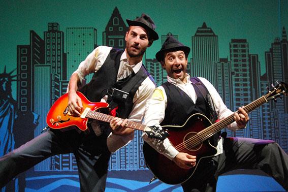 VAGABONDS: al Teatro Belli continua la prima stagione di teatro bilingue per bambini (6dicembre)