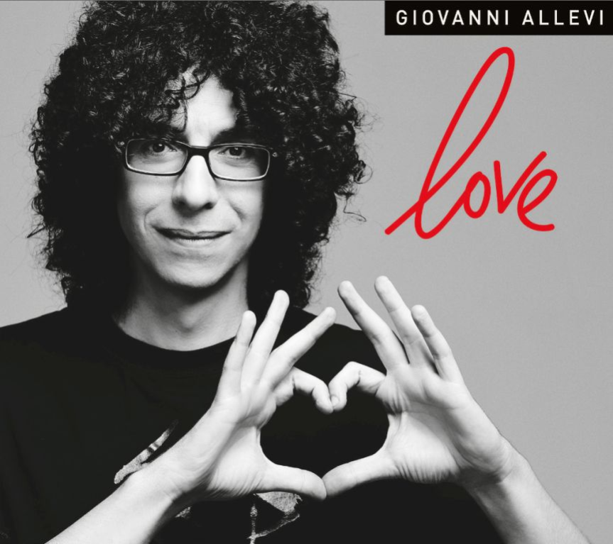 @GIOVANNIALLEVI CON #LOVE  ,IN VETTA ALLE CLASSIFICHE DI MUSICA CLASSICA