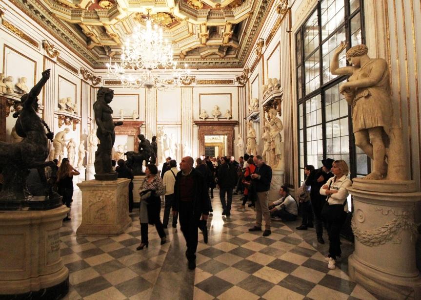 I WEEKEND DELLA MIC | Apertura serale dei Musei Capitolini con il Teatro di Roma, concerti gratuiti al Museo della Repubblica Romana e al Bilotti | 16-17novembre