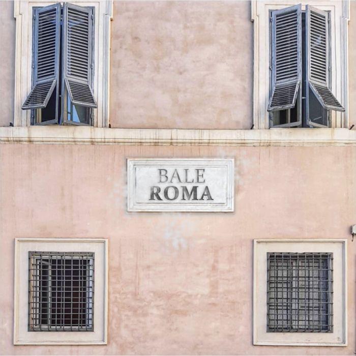 La Roma di Bale diventa un singolo in uscita nei digitalstore