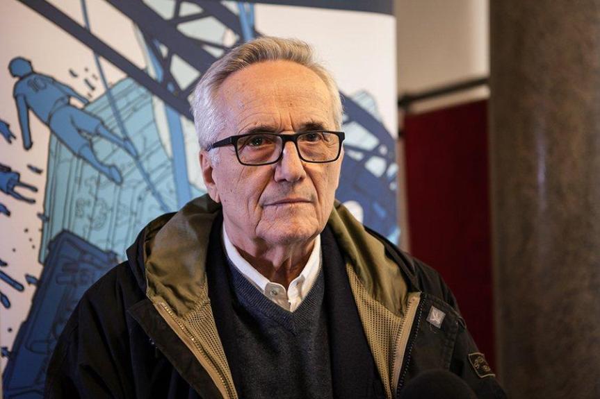 Cinema&Storia – Progetto Scuola ABC | Marco Bellocchio incontra oltre 700 ragazzi per parlare diCinema.