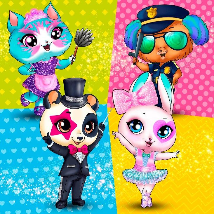 S.O.S. PETS | il nuovissimo brand Rainbow è già una linea giocattolo, per scoprire il mondo dei mestieridivertendosi