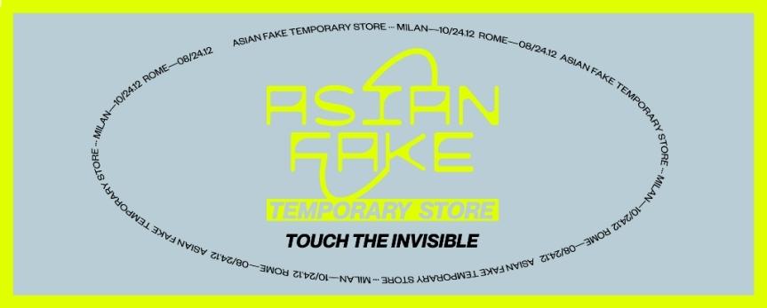 Asian Fake Temporary Store, l'etichetta milanese inaugura due spazi tra musica, arte emoda
