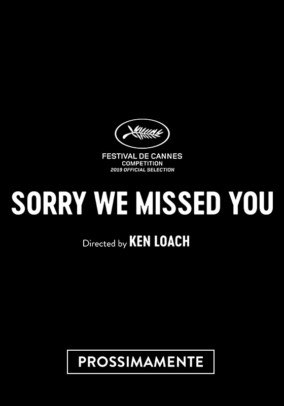 SORRY WE MISSED YOU | un film di Ken Loach dal 2 gennaio al cinema